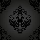 seamless damastast modell abstrakt bakgrund Royaltyfria Bilder