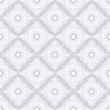 Seamless damastast wallpaper vektor illustrationer