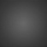 Seamless dark geometric pattern. Abstract seamless dark geometric pattern with triangles into square like spike Stock Photography