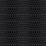 Seamless dark metallic background Stock Photography