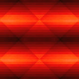 Seamless dark red pattern with triangle . Geometric design for business presentations. Luxury abstract  background Stock Images