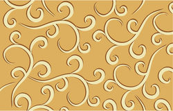 Seamless decoration abstract 1 Royalty Free Stock Photos