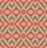 Seamless decorative abstract  pattern Stock Photo