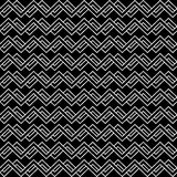 Seamless decorative  background with geometric abstract shapes Royalty Free Stock Photography
