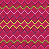 Seamless decorative  background with geometric abstract shapes Royalty Free Stock Photos
