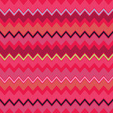 Seamless decorative  background with with zigzag lines Royalty Free Stock Photo