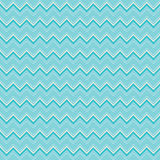 Seamless decorative  background with with zigzag lines Stock Images