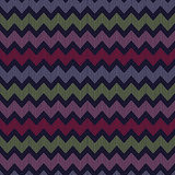 Seamless decorative  background with with zigzag lines Royalty Free Stock Images
