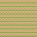 Seamless decorative  background with with zigzag lines Stock Photo