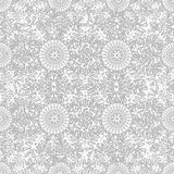 Seamless decorative  lace ornament. Seamless decorative ornament. Vector illustration Royalty Free Stock Image