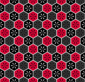 Seamless decorative pattern. Stock Images