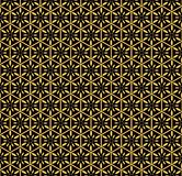 Seamless decorative pattern. Stock Image