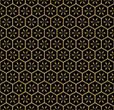 Seamless decorative pattern. Stock Photos