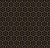 Seamless decorative pattern. Stock Photos