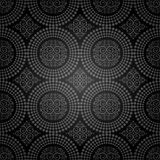 Seamless decorative pattern Stock Photo