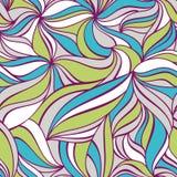 Seamless decorative pattern Stock Photo