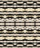 Seamless decorative pattern Stock Image