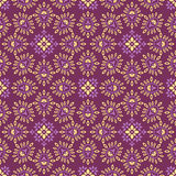 Seamless decorative pattern Royalty Free Stock Photography