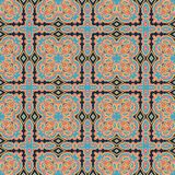 Seamless decorative pattern in arabic style Royalty Free Stock Image