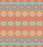 Seamless decorative pattern in arabic style Royalty Free Stock Images