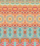 Seamless decorative pattern in arabic style Stock Image