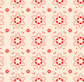 Seamless decorative pattern, design ornament. Vector. Stock Images