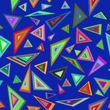 Seamless decorative pattern, design ornament. Vector. Stock Photos