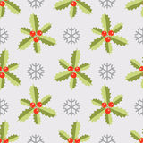 Seamless decorative pattern Royalty Free Stock Image