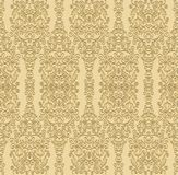 Seamless decorative pattern in medieval style Stock Photos