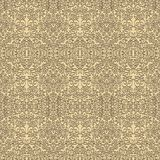 Seamless decorative pattern in medieval style Royalty Free Stock Photo