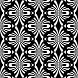 Seamless decorative pattern. Oriental design. Stock Images