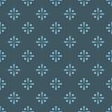 Seamless decorative pattern Stock Image