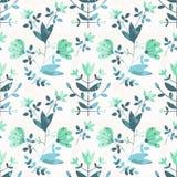 Seamless decorative pattern Royalty Free Stock Photo