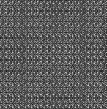 Seamless decorative pattern with stars Royalty Free Stock Photos