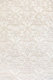 Seamless decorative plasterwork Stock Image