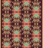 Seamless decorative ribbon  pattern Royalty Free Stock Photography