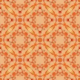 Seamless decorative rpattern Stock Images