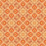 Seamless decorative rpattern Stock Photos