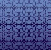 Seamless decorative wallpaper Stock Image