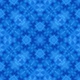 Seamless decorative watercolor pattern Royalty Free Stock Photos