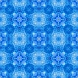 Seamless decorative  watercolor rpattern Stock Photo