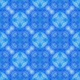 Seamless decorative  watercolor rpattern Royalty Free Stock Photos