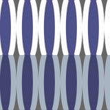 seamless dekorativ geometrisk modell Royaltyfri Foto