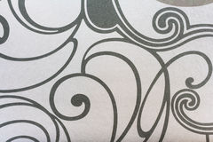 Seamless delicate wallpaper pattern Paper textured background Royalty Free Stock Images