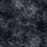 Seamless Denim Jeans Texture Royalty Free Stock Photography