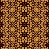 Seamless Design Based on Rorschach inkblot test. Abstract seamless pattern. For fabric, wallpaper, print, warping paper. And so on royalty free illustration
