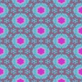 Seamless design pink and blue soft female pattern Royalty Free Stock Photography