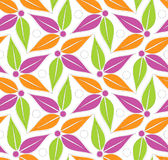 Seamless design for textile fabrics Stock Image