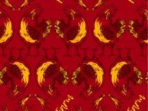 Seamless designe pattern Royalty Free Stock Photography