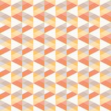 Seamless abstract detailed geometric recurring colorful triangle pattern texture element. Seamless abstract detailed geometric recurring triangle pattern texture Royalty Free Stock Photos